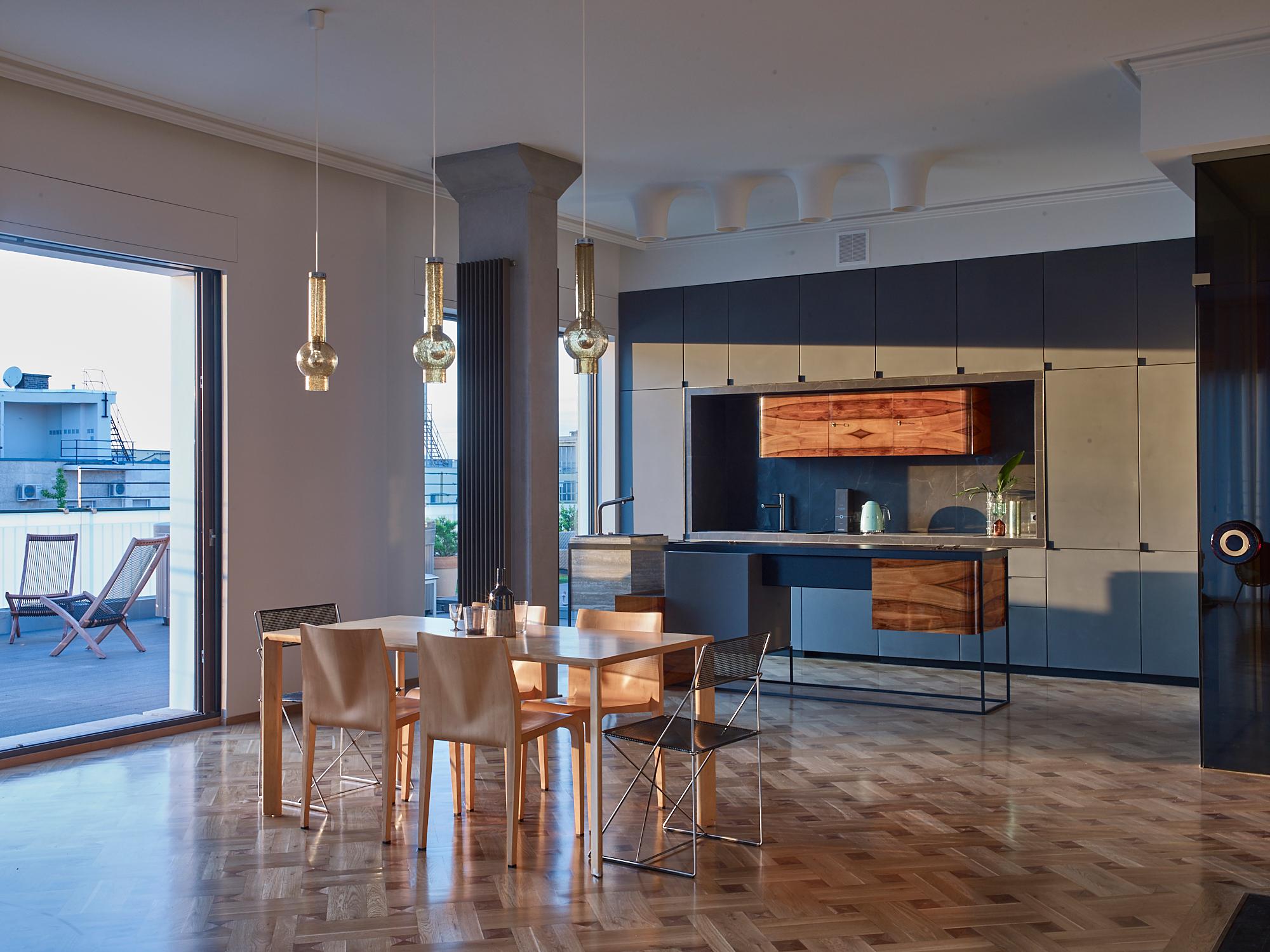 A+Z Design, Penthouse