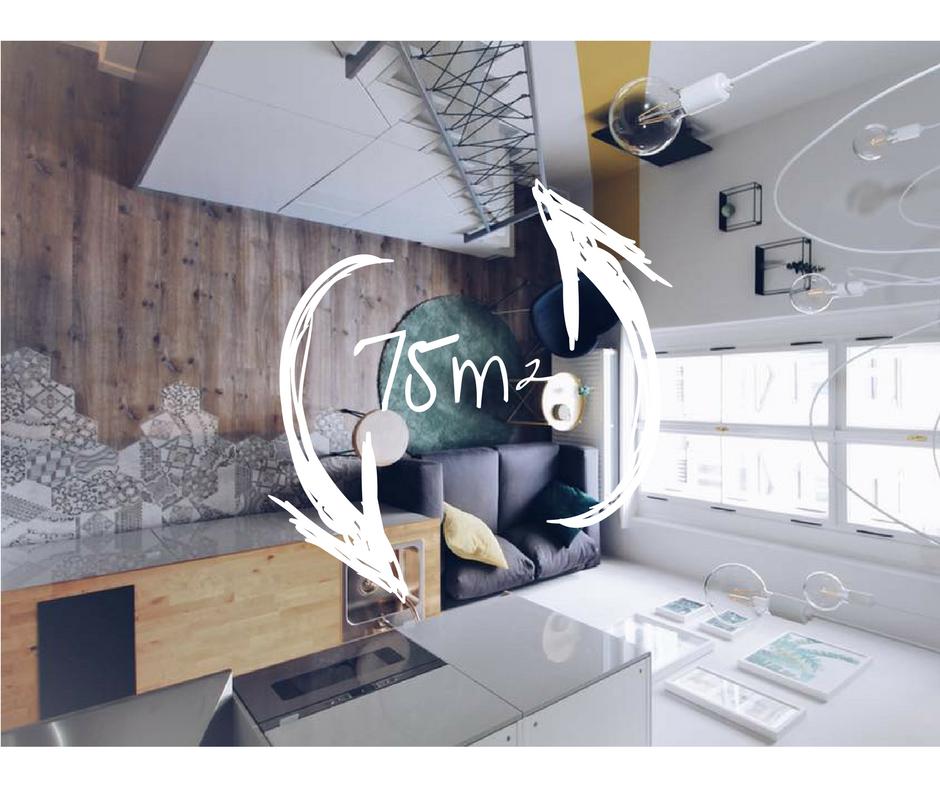 Hadnagy Timi mini lakás, rokfortprojekt